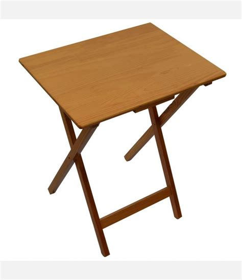 Snack Tables by Home Discount Home Discount Folding Snack Table Antique