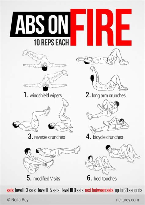 Ab Workout At Home by 39 Workouts Everyone Needs In Their Daily Routine