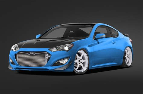 bisimoto genesis coupe hyundai and bisimoto make 1 000 horsepower genesis coupe