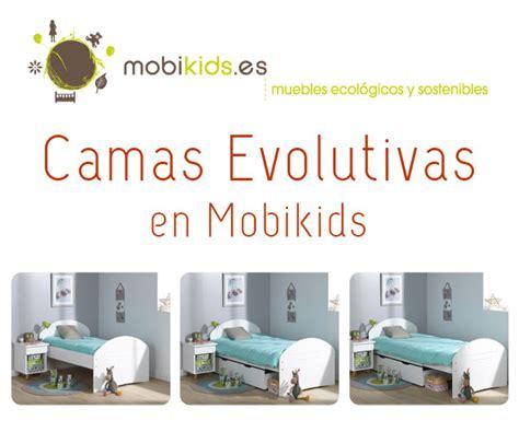 de la cama a la cuna de la cuna a la cama con camas evolutivas mobikids