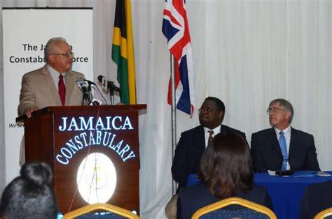 Kingston Criminal Record Criminal Records System Computerized Jamaica Information Service