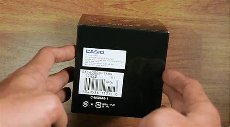 Jam Gshock Kombinasi review jam casio g shock ga 400gb 1a elegan dan tangguh