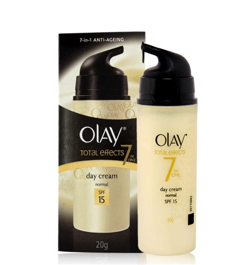 Olay 7 In 1 olay total effects 7 in one day normal 20gm 2x power by olay treatments