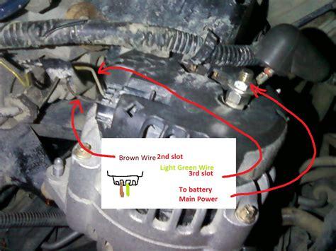 1996 Pontiac Sunfire Problems by 96 Sunfire 2 2 Electrical Problem The Alternator And