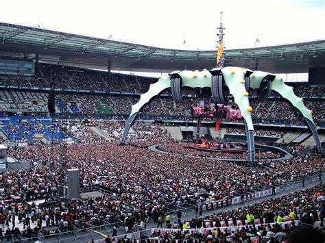 Celine Dion u2 concert stade de france jean pierre melou flickr