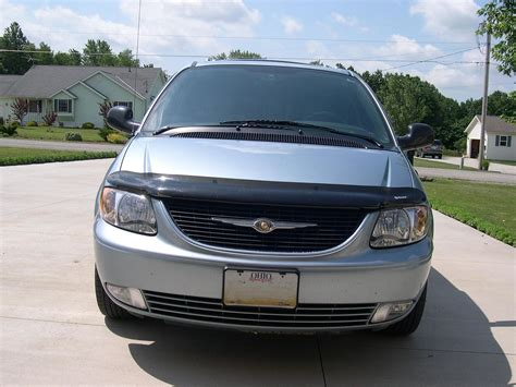 Chrysler Town And Country Wiki by File 2004 Chrysler Town And Country Front Jpg Wikimedia