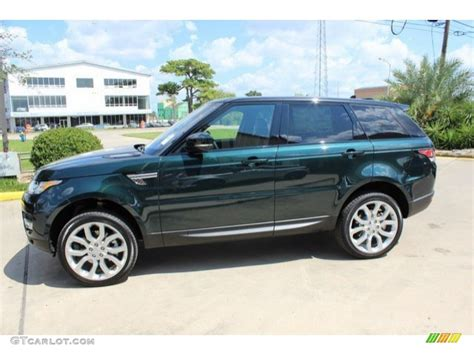 green range rover aintree green metallic 2016 land rover range rover sport