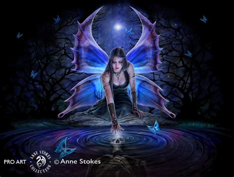 Sea Wall Murals anne stokes immortal flight imfasw001