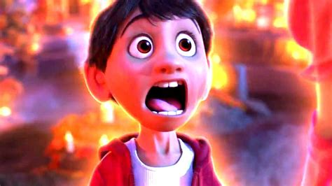 coco movie disney watch new trailer for disney pixar s coco is jaw