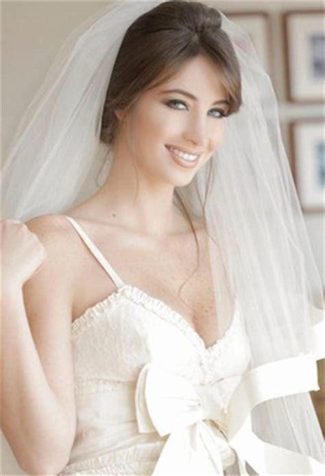 Arab Female Celebrities in Wedding Dresses   Arabia Weddings