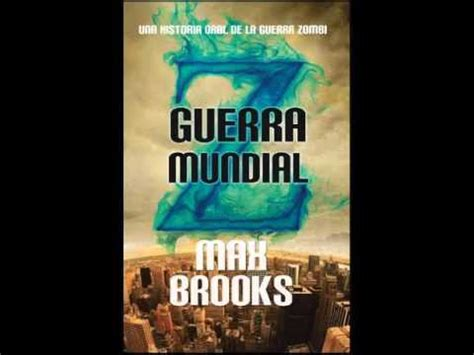 libro guerra mundial z libro guerra mundial z 3 youtube