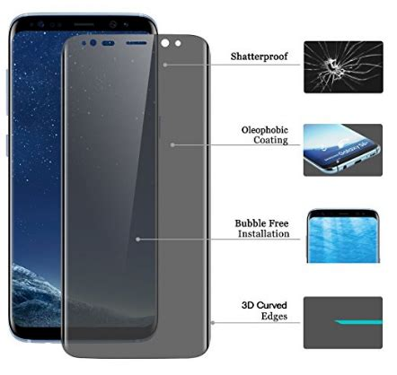 Samsung Screen Protector Galaxy S8 samsung galaxy s8 screen protectors here are the best