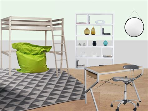 Chambre Industrielle Ado by Inspiration Deco Chambre Ado D 233 Co Clem Around The