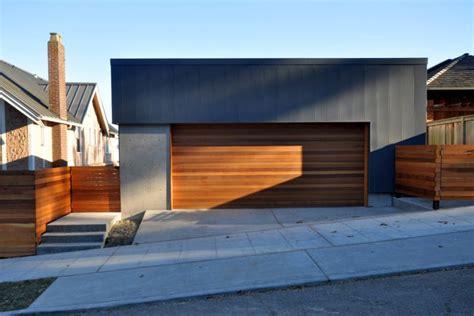 contemporary garage designs  modern houses