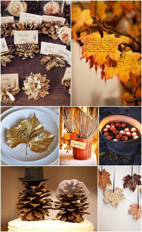 November Wedding Ideas by Ideas And Inspiration For Your Autumn Wedding Boho