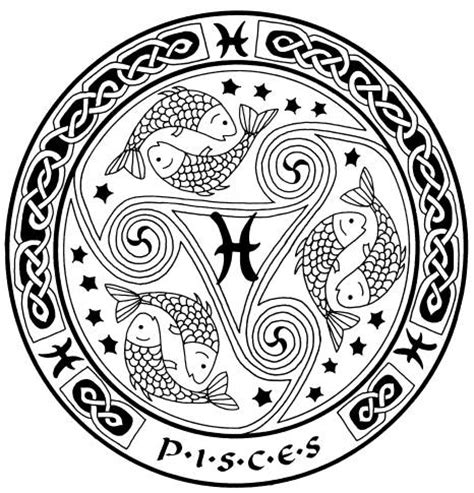 celtic pisces tattoo designs a 2nd gallery of celtic artwork in lesley and brian s pages
