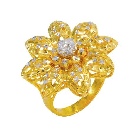 Gelang Set Cincin cincin emas 916 wah chan gold jewellery