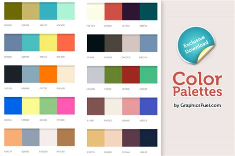 40 best images about colour combos on pinterest favor excellent color palettes psd graphicsfuel