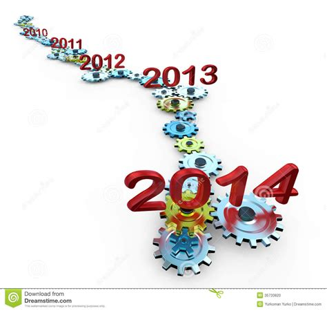 new year time out expiration year stock photo image 35733820