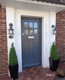 Exterior Front Doors Uk 1930s Style Front Doors