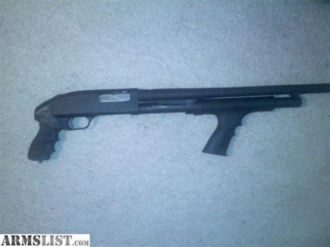 armslist for sale trade mossberg 500 home defense 18 quot 12g