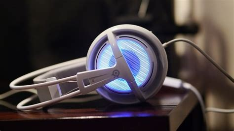 Headset Steelseries Siberia Blue review steelseries siberia v2 blue usb headset