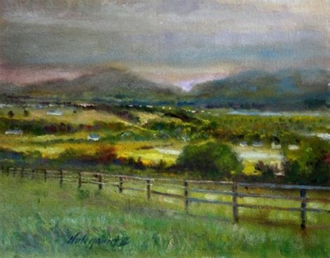 ring of kerry southern ireland 11 x14 original on canvas groat ii original painting