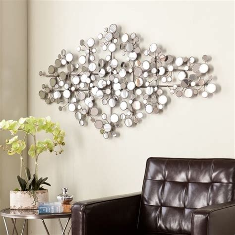 sconces and mirrors home decoration club mirrored metal wall sculpture mirror mirrors living room