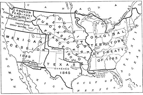 territorial acquisition map acquisitions of us territory