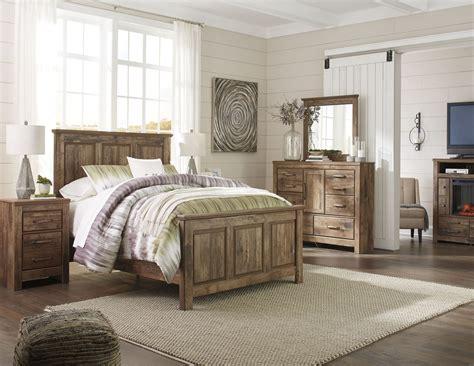 Coleman Furniture Bedroom Sets by Blaneville Brown Panel Bedroom Set From Coleman