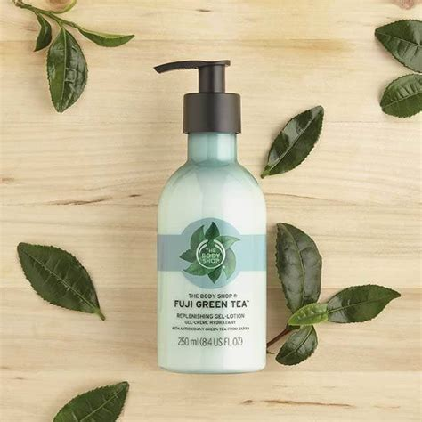 fuji green tea lotion 8 4 fl oz