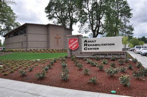 Salvation Army Detox Cleveland by The Salvation Army Rehabilitation Center In Portland