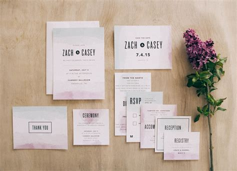 Basic Wedding Invitations by New Collection From Basic Invite It Weddings