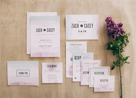 invitation design basics new collection from basic invite it girl weddings