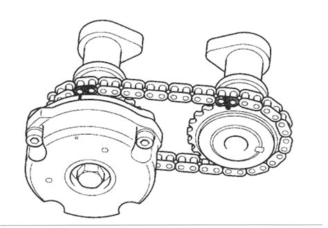 Kia Timing Chain Kia 2 0l Spectra