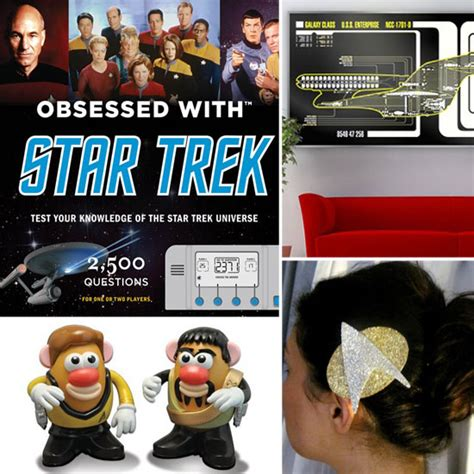 Gifts For Trek Fans Popsugar Tech