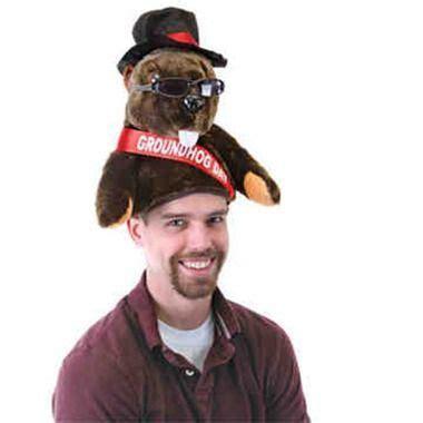 groundhog day hat groundhoghat