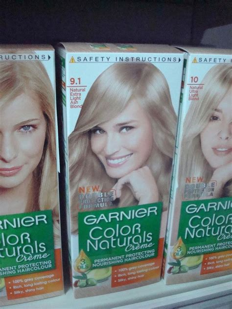Feves Hair Color New Formula details about garnier color naturals new protection