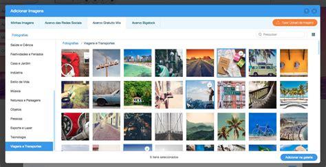 banco imagenes web wix site blog e loja virtual tudo sobre hospedagem de