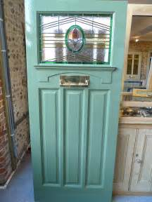1930s Front Door 1930 S Stained Glass Front Doors