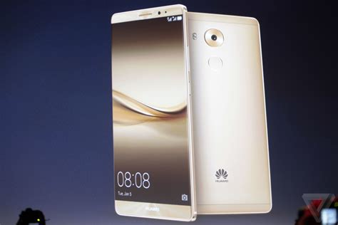 huawei new mobile phone huawei s mate 8 flagship smartphone has fast charging