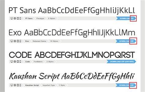 tattoo font face generator font face codrops css reference