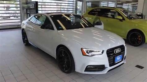 Audi A5 In White by 2016 Audi A5 Ibis White Stock 110674 Walk Around