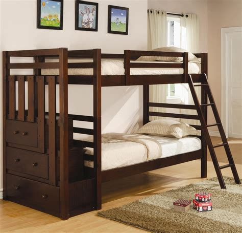 childrens bunk beds with stairs photos hgtv bunk bed staircase bookcase clipgoo