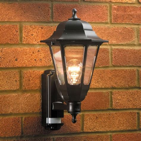wiring outdoor security lights motion detector flood light
