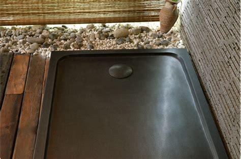 receveur de granit receveur de en rubix shadow 120x90 granit noir v 233 ritable living roc