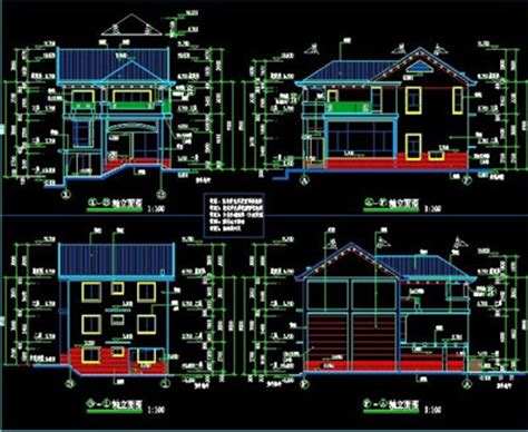 home design software building blocks download three tier villa building plans free download
