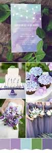 five most popular purple wedding color ideas and wedding