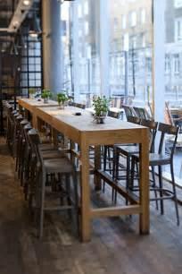 restaurant high top bar tables la table haute de cuisine est ce qu est confortable