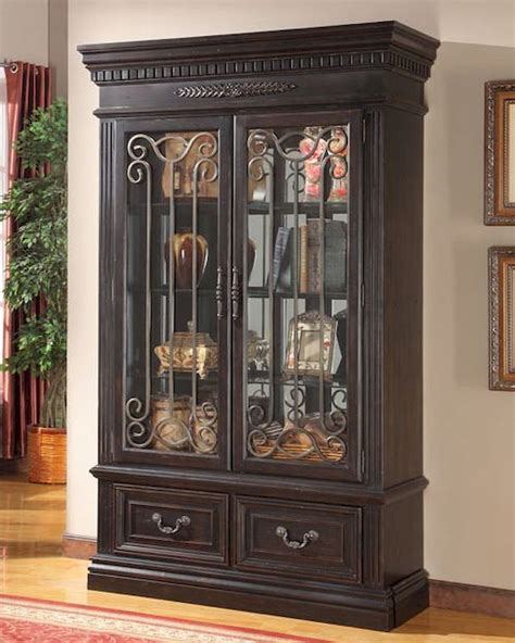Curio Cabinets For Sale Philippines Parker House Wall Curio Grand Manor Palazzo Ph Gpal 8100